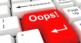 Errori e senso di colpa