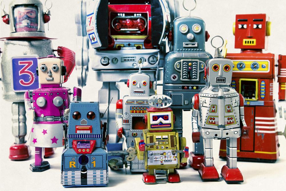 Resilienza e robottini